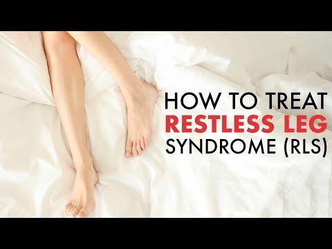 How To Treat Restless Leg Syndrome (RLS)
