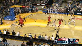 NBA 2K14 Gameplay Demo - IGN Live