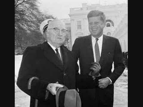 JOHN F. KENNEDY TAPES: Truman on Cuban Missile Crisis