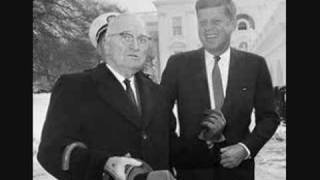 JOHN F. KENNEDY TAPES: Truman on Cuban Missile Crisis