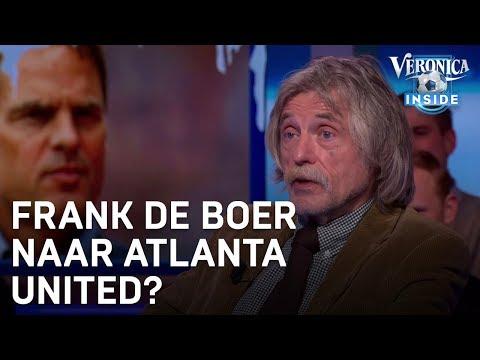 Frank de Boer naar Atlanta United? | VERONICA INSIDE