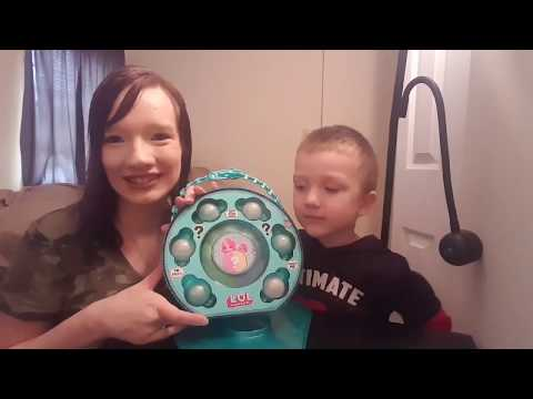 Heathers haul l.o.l surprise pearl surprise blind bags and fizz ball!!