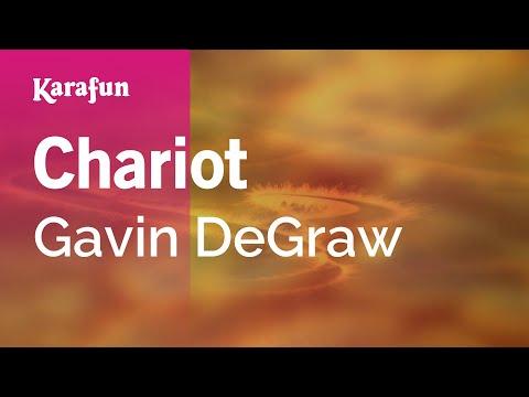 Karaoke Chariot - Gavin DeGraw *