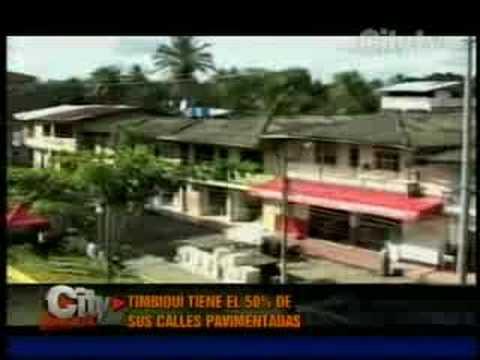 En Timbiquí (Cauca) sólo han visto carros por televisión