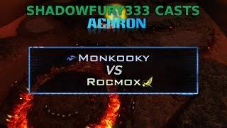 2014/07/15: Monkooky(V) vs Rocmox(C) on Felsic Inferno - Achron