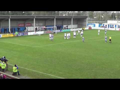 6-goal thriller as Stranraer and Peterhead share the spoils