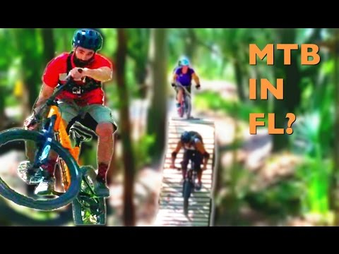 Mountain biking Alafia, FL - The first place I ever rode a mtb | SWS ep. 2