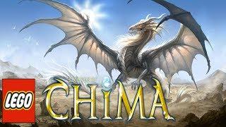 Лего Чима 4-й сезон 2-я эпизод. Кристалл магии. Культура и история драконов