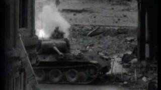 Battle for Cologne - tank duel