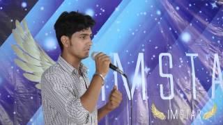 """Sampooran - 2010 """"kabhi aa mil sanwal yaar ve"""" IMSTAR Audition Amit Narang Song CNo.292"""