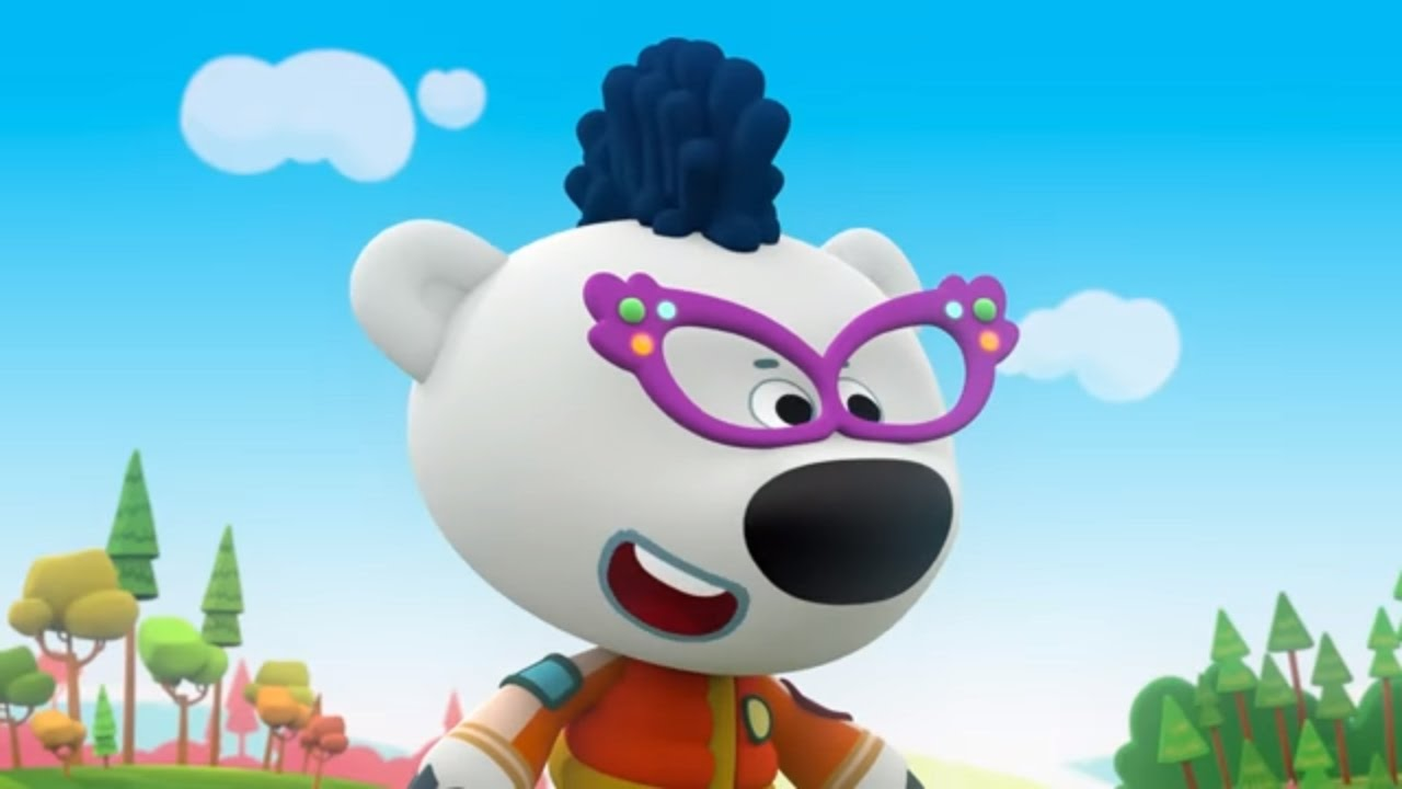 Ми-ми-мишки - Модный приговор ???????????? - серия 84 - прикольные мультфильмы для детей и взрослых