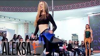 Зажигательный фитнес танец Zumba (Зумба) - Ольга Мартынюк