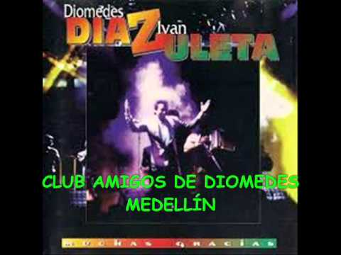 12 HAS CAMBIADO - - DIOMEDES DÍAZ E IVÁN ZULETA (1996 MUCHAS GRACIAS)