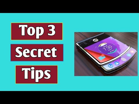 Top 3 Unique secret tips and trick for Android in hindi .