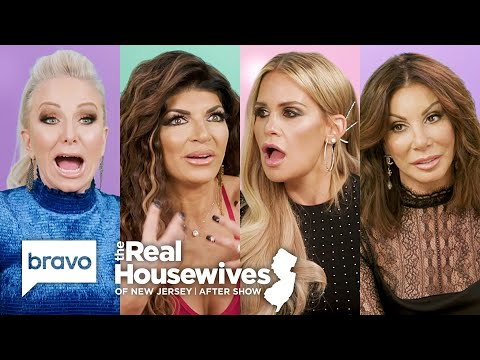 The Biggest Reveals From The Real Housewives of New Jersey Season 10 After Show
