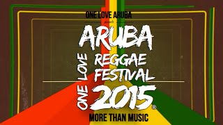 Official Promo One Love Aruba Reggae Festival 2015 By Full Trott Production