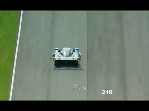 Volkswagen ID.R - Full Record-Breaking Nürburgring Drive