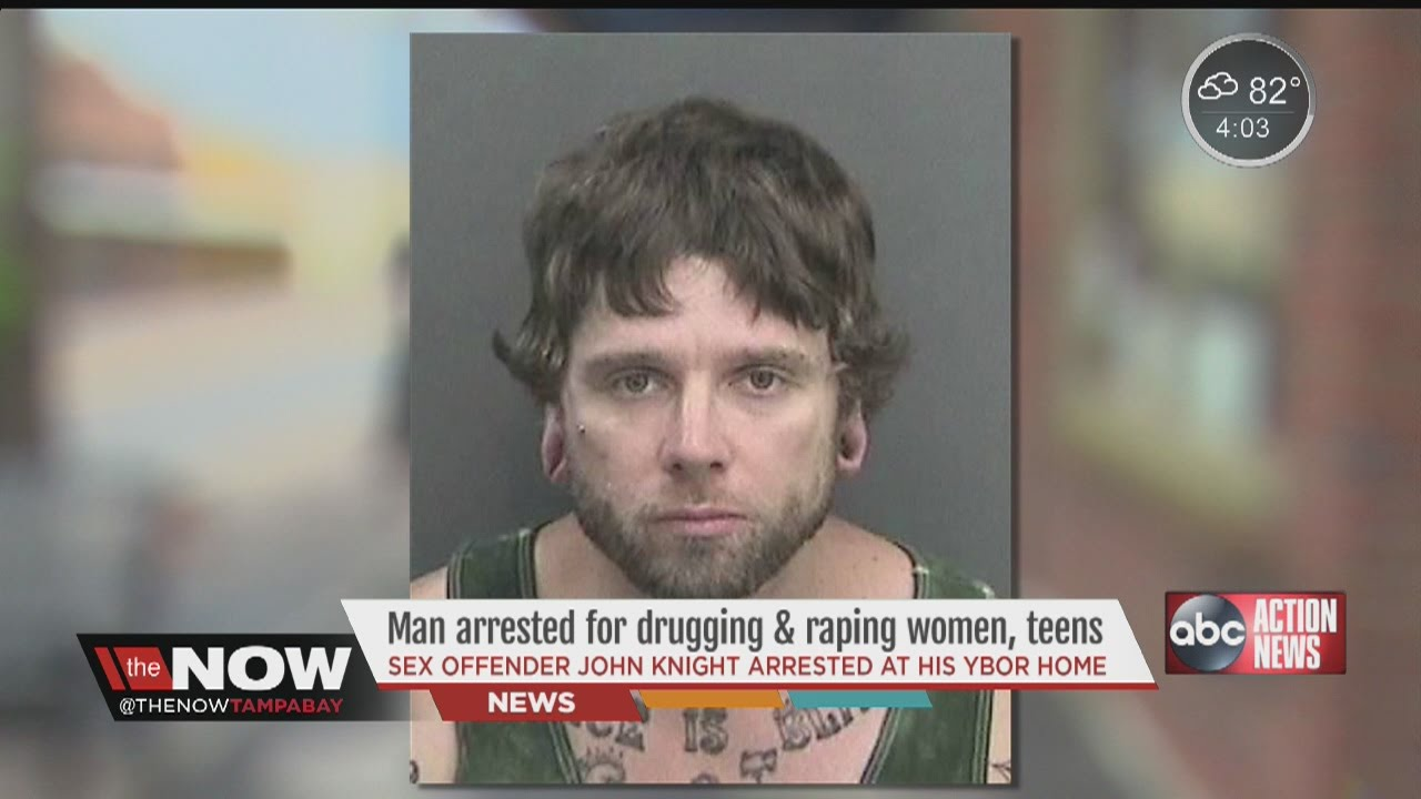 Tampa police: Sexual offender, John Christopher Knight ...