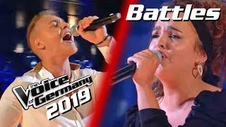 Katy Perry - Never Really Over (Nastja Isabella vs. Erwin) | The Voice of Germany 2019 | Battles