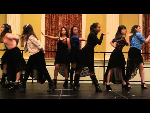 Morning Musume - Wagamama Ki No Mama Ai No Joke Cover (Taste Of Japan 2014)