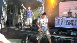 Kymppilinja - Minä @ Summer Up 2010