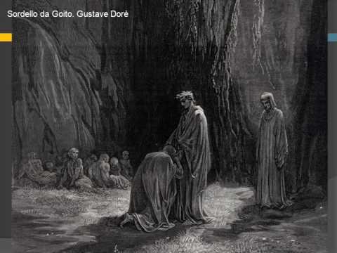 Canto sesto del purgatorio, vv. 43-90