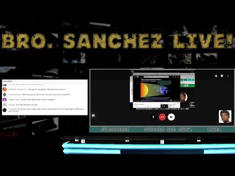 Bro. Sanchez VS Tim Osman Globe Earth VS Flat Earth Debate LIVE!