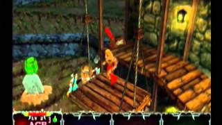 Gauntlet: Dark Legacy (Xbox) gameplay