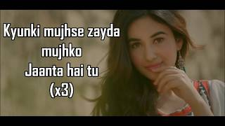 MERI HASI LYRICS | Yasser Desai | Aakanksha Sharma |