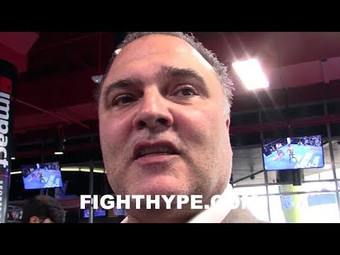 RICHARD SCHAEFER REVEALS 90% OF GOLDEN BOY BUSINESS COMES FROM MAY AND SEPTEMBER MEXICAN FIGHT DATES