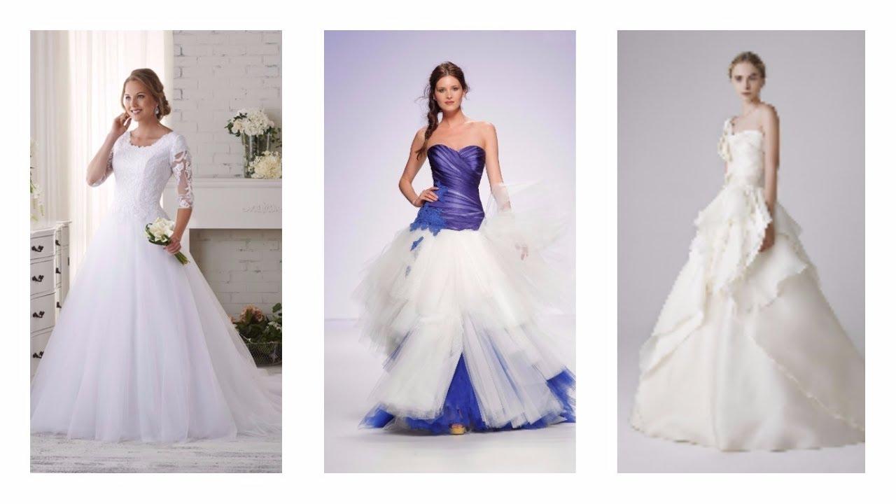 Fotos de vestidos de novias modernos