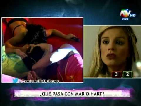 Mario Hart llora por Alejandra Baigorria en plena competencia