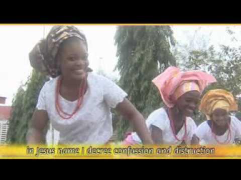 Evang Sis Juliana Okah - Pray Without Season (official Video) pt2