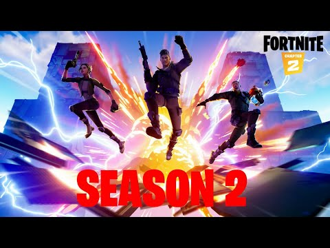 When Does Fortnite Chapter 2 - Season 2 Start? (Season 1 End Date)