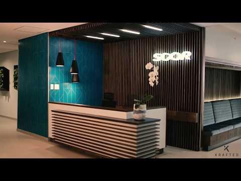 Custom Office Wallpaper. Johannesburg