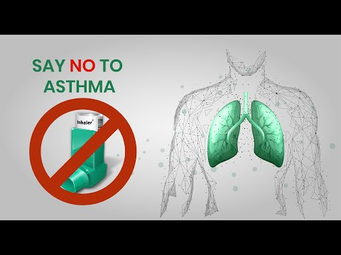 Natural Treatment of Asthma | Himalayan Salt | Halo Therapy For Asthma