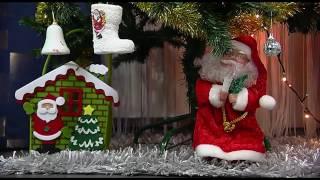 видео Новогодние гирлянды  главное безопасность