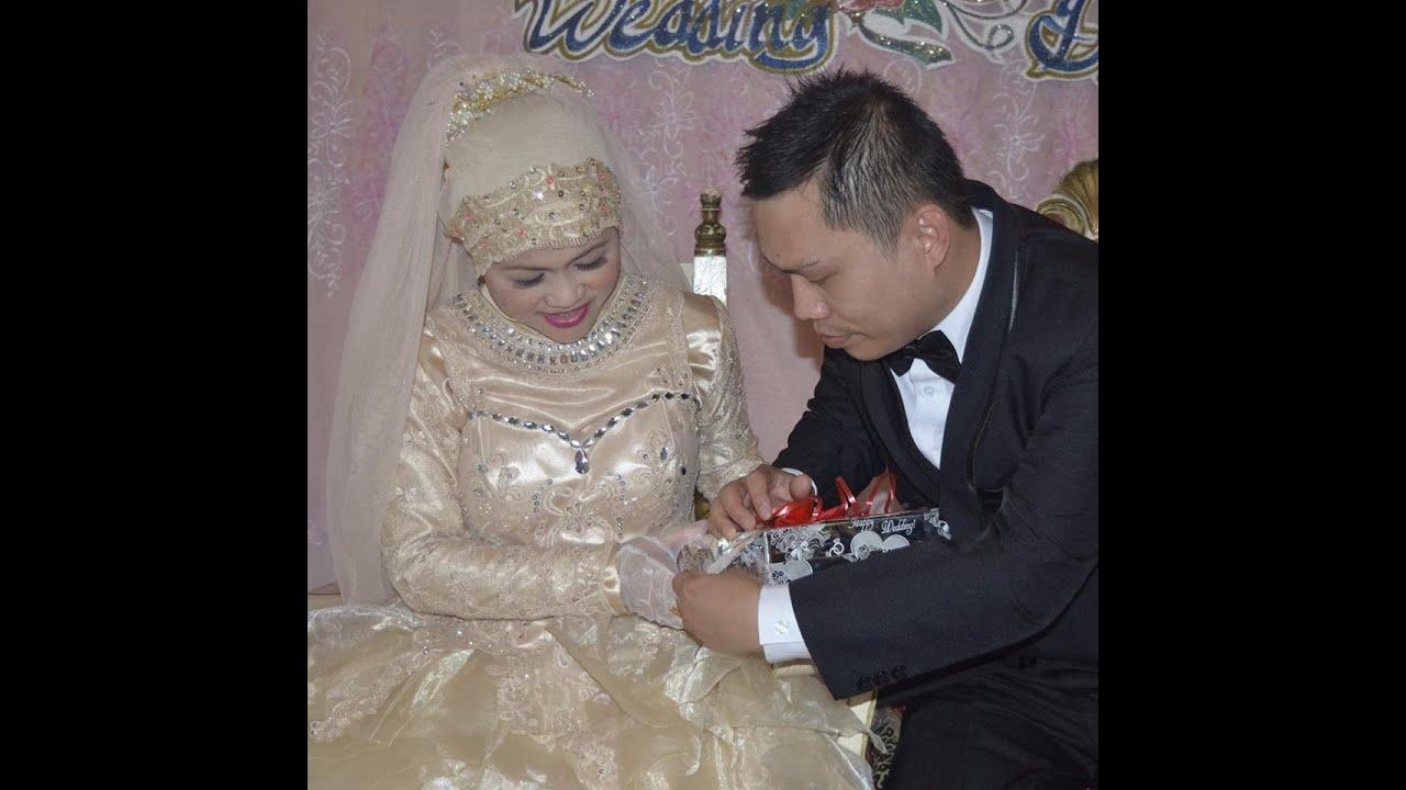 Aliah dimaporo wedding bands