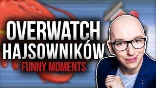 OVERWATCH HAJSOWNIKÓW!!! - FUNNY MOMENTS #19 /w Gimper (gościnnie - Purpose)