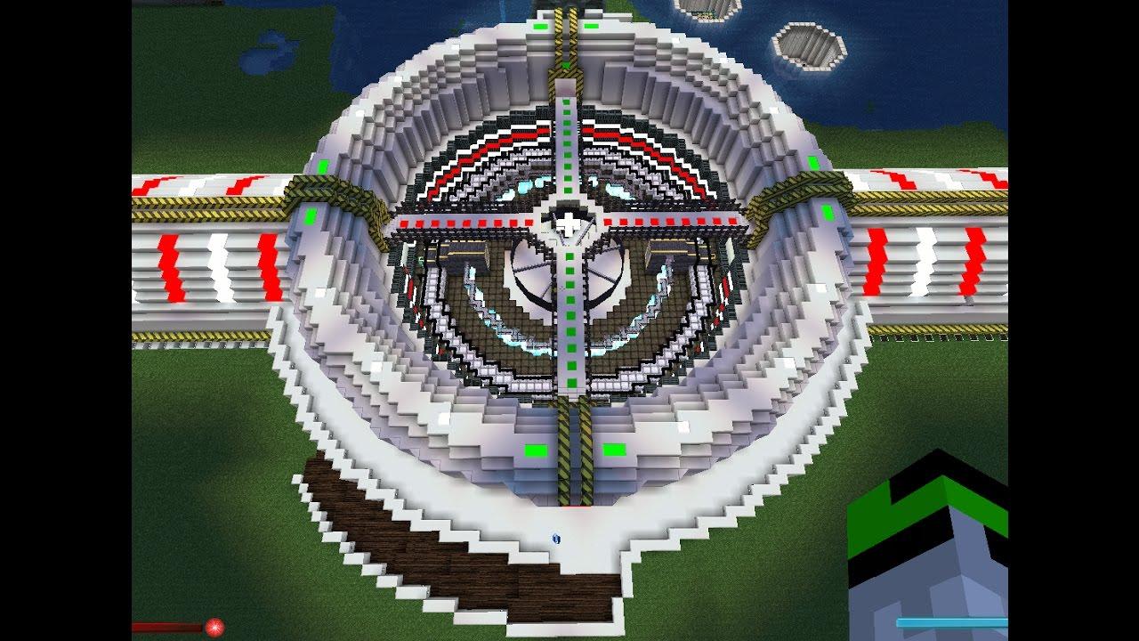 как построить ядерный реактор в майнкрафт factorization пе #6