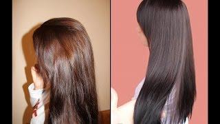 Окрашивание волос краской Garnier 4.15(, 2015-05-17T23:15:16.000Z)