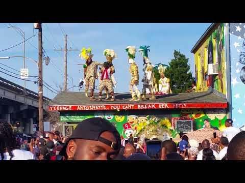 Trombone Shorty - Treme Sidewalk Steppers 2018