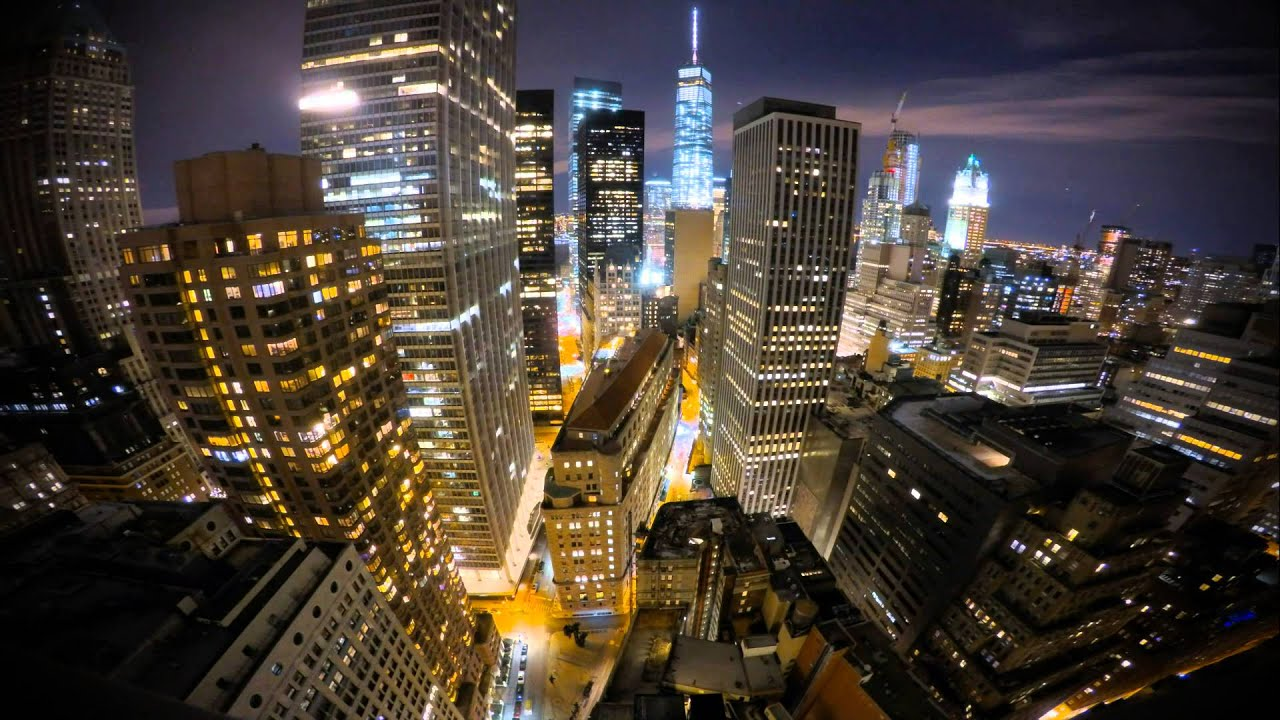 Youtube city night