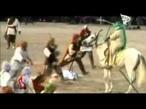 Martyrdom of Ali Akbar A.S in karbala. (Documentary). Must Watch thumbnail