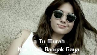 Kemal Palevi - Lyrics Cewek B Aja [Official Music Video]