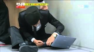 런닝맨 이승기,박신혜253회 #15
