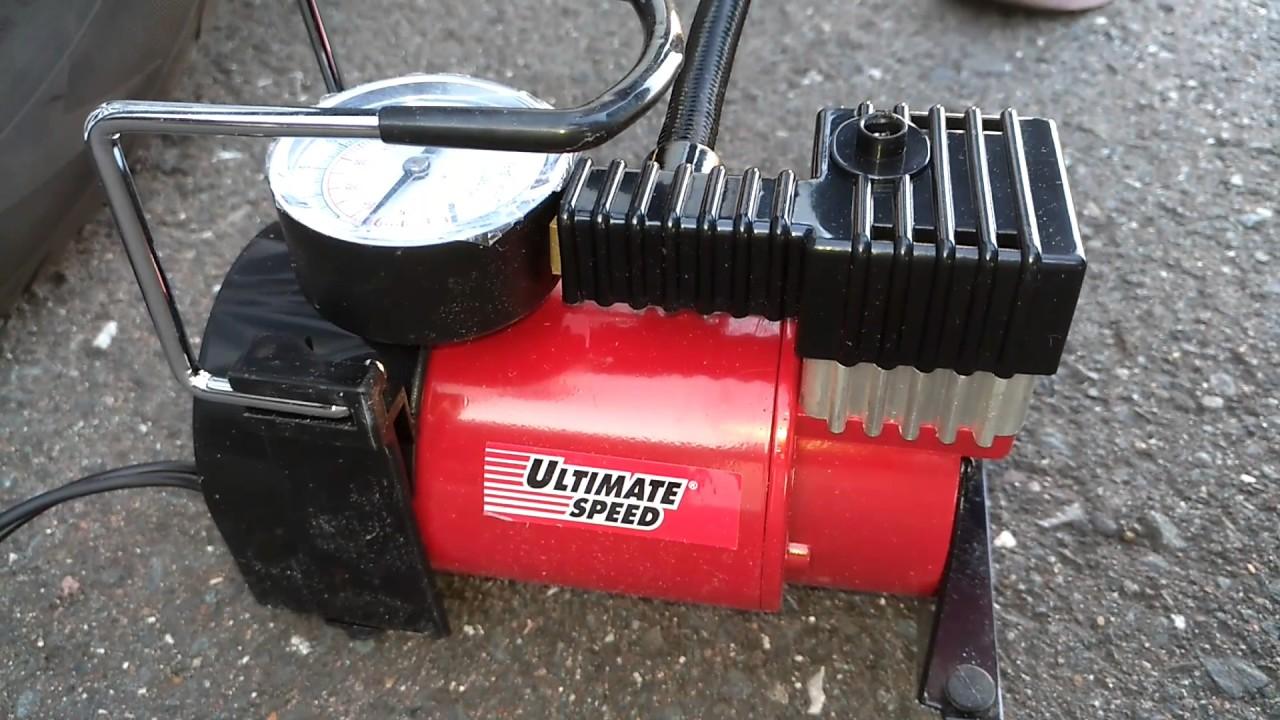 Kompresor Ultimate Speed Umk 10 B2 Youtube