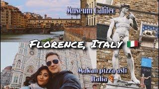 Liburan ke Italia 🇮🇹 part 1 | Museum Galileo | Pizza asli italy #wisataitalia  #youtuberindonesia