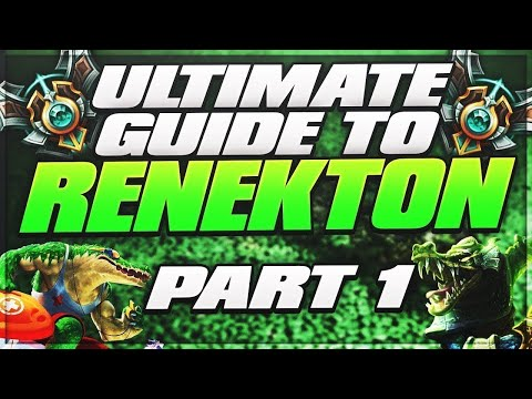 RTO'S ULTIMATE GUIDE TO RENEKTON - Introduction and General Overview