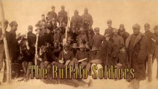 MOMENTS IN TIME | The Buffalo Soldiers in New Mexico | New Mexico PBS